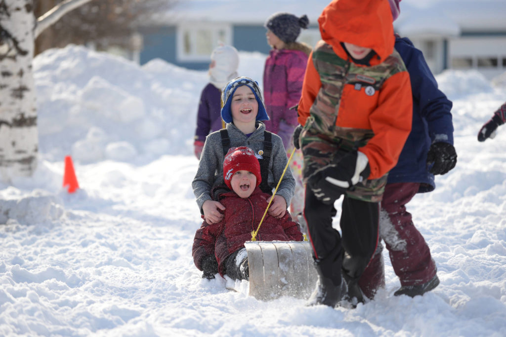 Winter fun in Fernie. Photo by the Free Press.